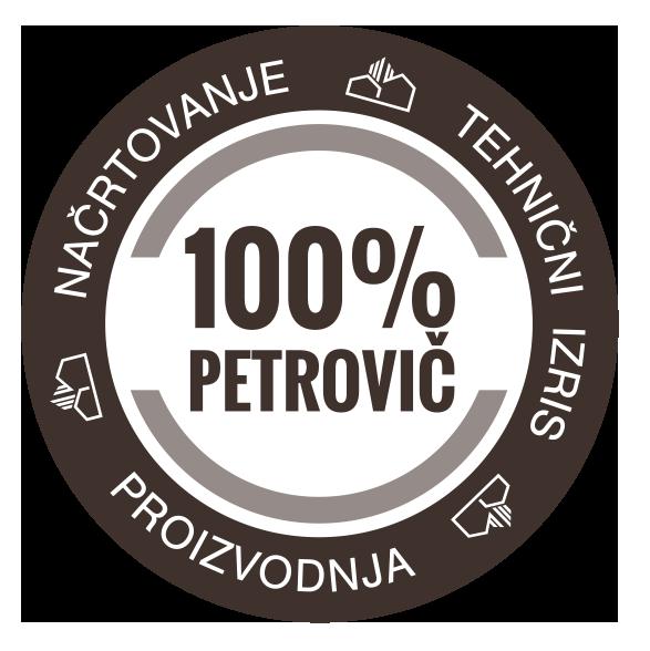 Načrtovanje, tehnični izris in lastna proizvodnja – Petrovič d.o.o.
