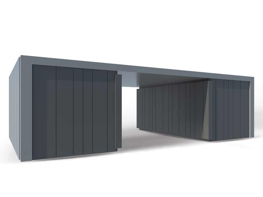 Premium Garaže – Konstrukcije Petrovič